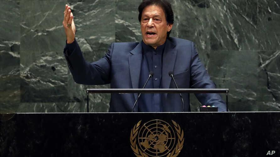 Премиерот на Пакистан ги повика ОН на борба против исламофобијата