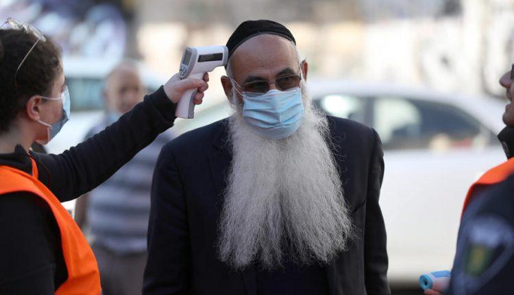 Во Израел над 9 илјади нови случаи на ковид-19, во Кина само 10
