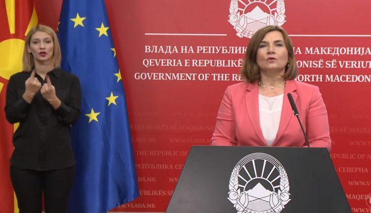 Фирма блиска до сопругот на министерката Шахпаска повлечена од список, требало да добие субвенции