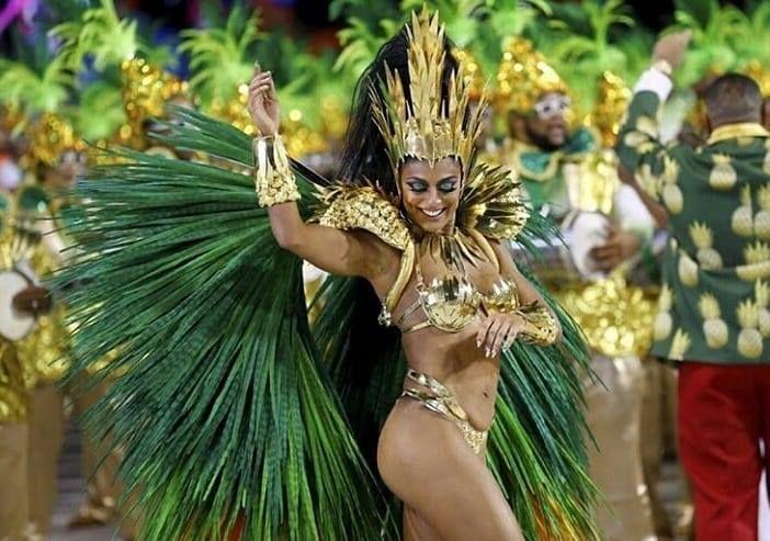 Карневалот во Рио стана жртва на пандемијата