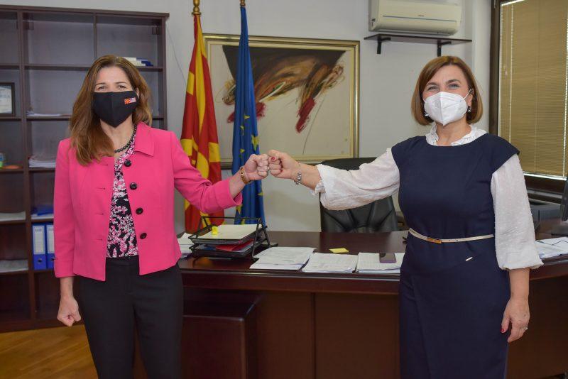 Шахпаска-Брнз: Меѓусебната соработка во наредниот период ќе се посвети посебно внимание на борбата против корупцијата