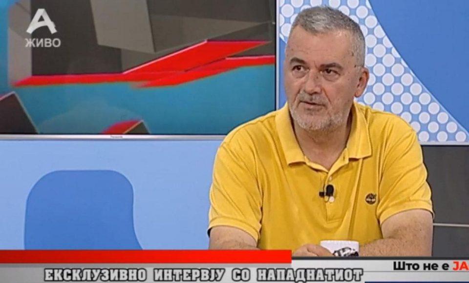 Палевски: Знам дека зад нападот извршен врз мене стојат Заев и Мијалков