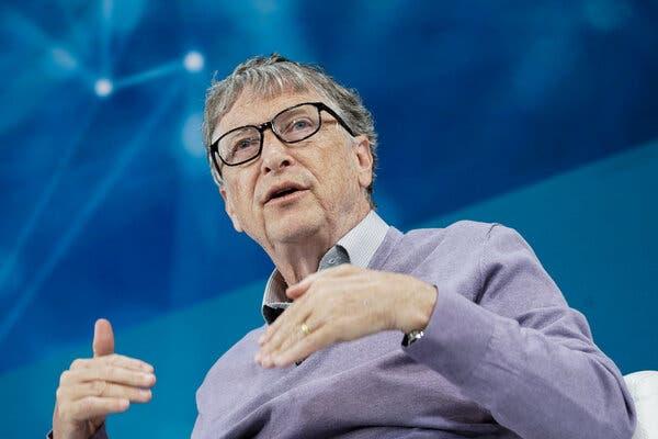 Бил Гејтс донира уште 250 милиони долари за вакцината против Ковид-19