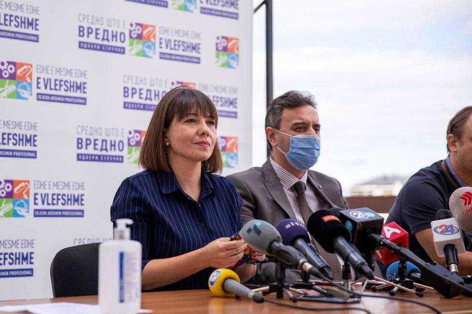 Царовска: Не гледам причина зошто учебната година да не започне утре