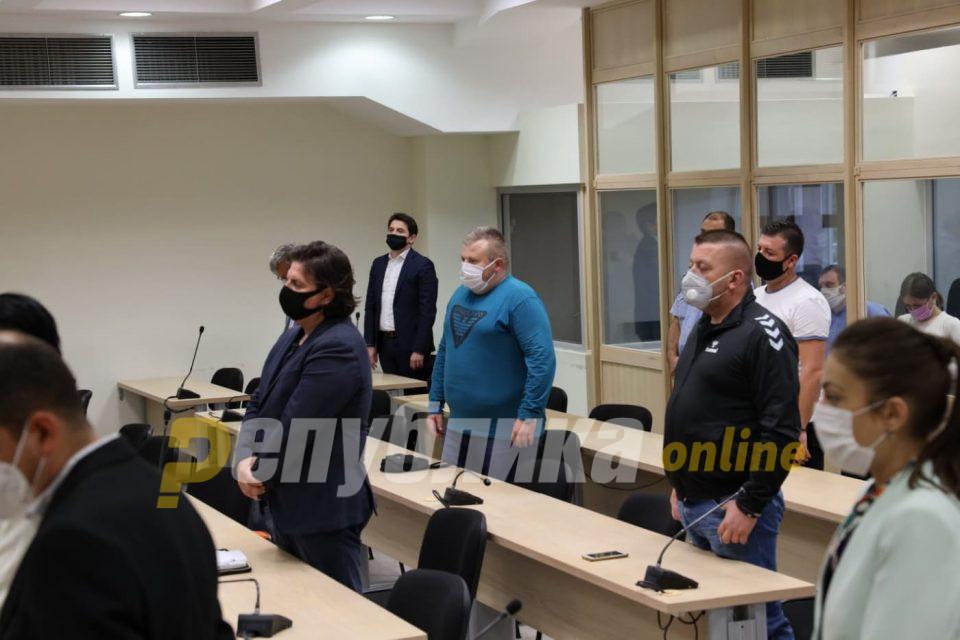 Апостолски: Постојат докази во УБК за вмешаноста на протераниот српски разузнавач во упадот во Собранието на 27-ми април