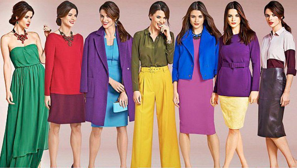 Секоја боја има различно влијание на расположението