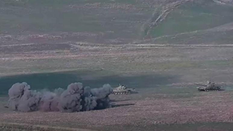 Воени судири меѓу Ерменија и Азербејџан во Нагорно Карабах: Ерменците наредија општа мобилизација