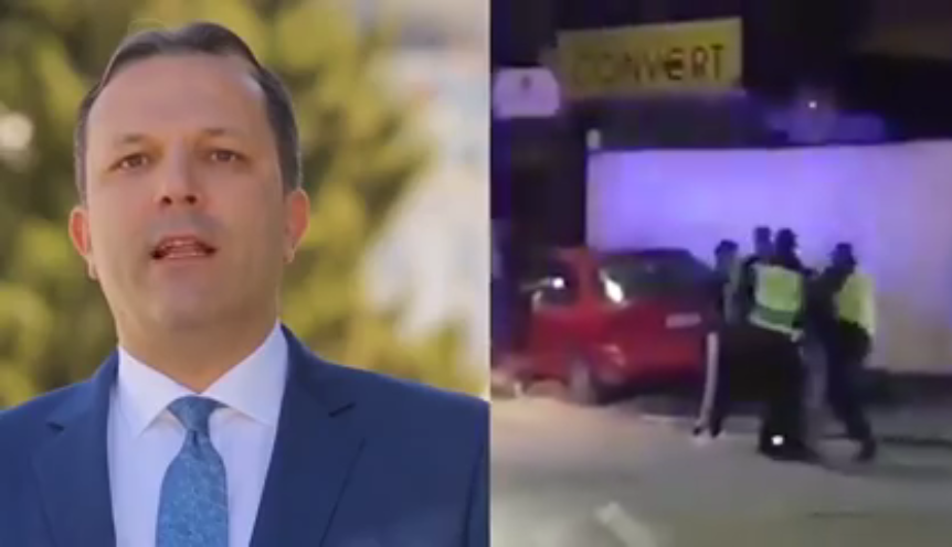 Спасовски: Напад врз полицаец е напад врз државата!