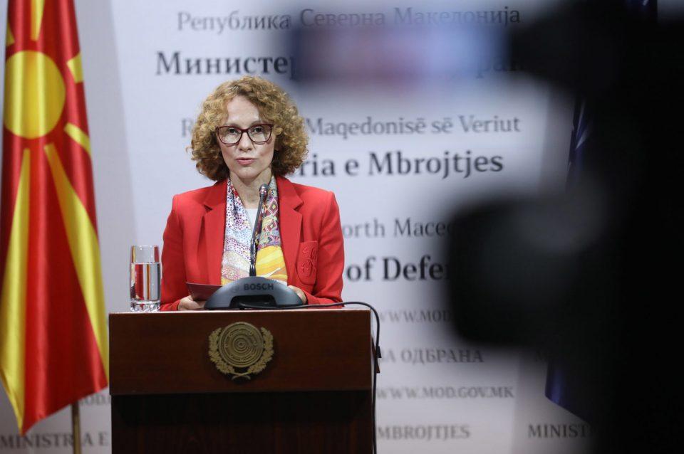 Шекеринска за спорот со Бугарија: Сѐ ќе сториме, но црвена линија се македонскиот јазик и идентитетот