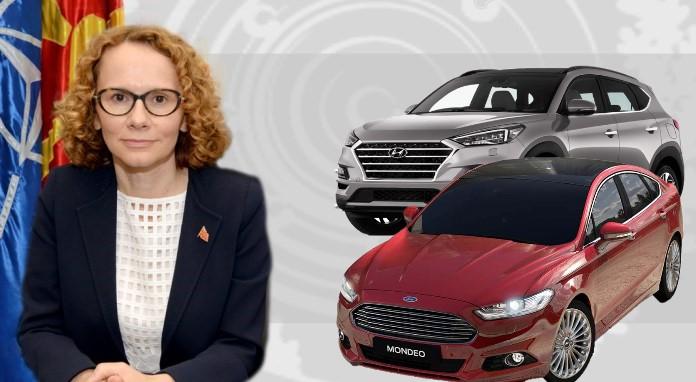 Среде здравствено-економска криза Министерството за одбрана се почести со три возила