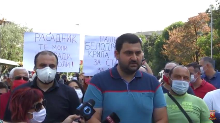 Живковски: Итно да се повлече предлог ДУП-от за Расадник кој предвидува повеќе од 120 згради