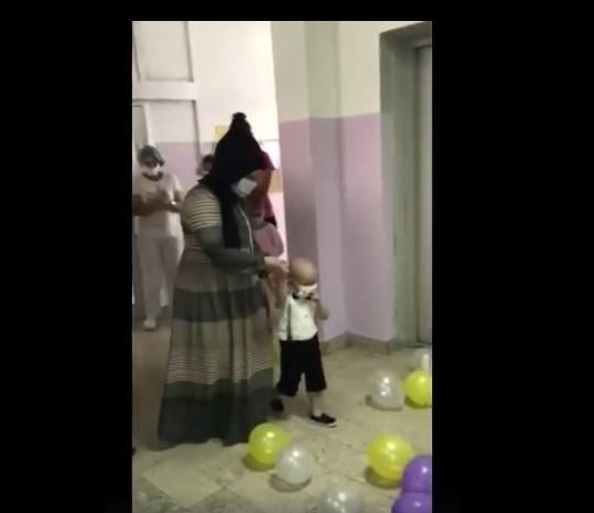 Борец: Малиот Реџеп ја победи болеста