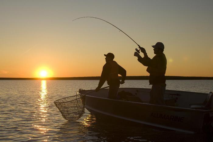 По риба отишле како да одат во војна: Запленети пушка, динамит, патрони, харпуни…