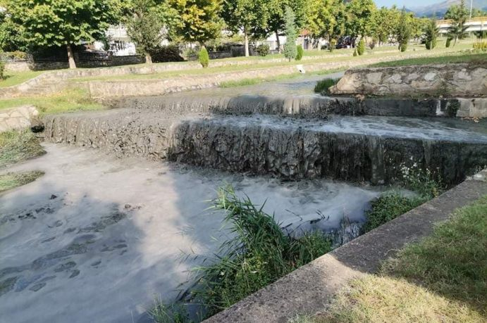 Се излеа јаловина од рудникот Саса: Еколошка катастрофа во Македонска Каменица