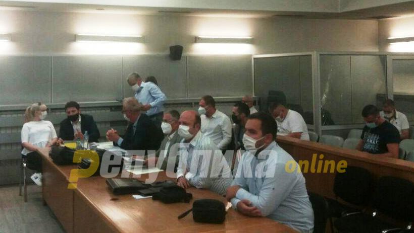 Одбраната бара да бидат сослушани Коневски, Божиновски, Протугер и владиката Агатангел