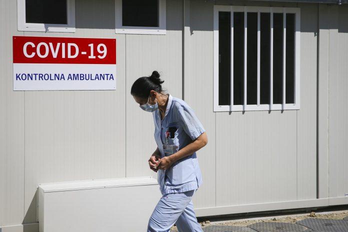 Во Словенија 1.499 новозаболени од Ковид-19, 26 отсто од испитаниците се позитивни