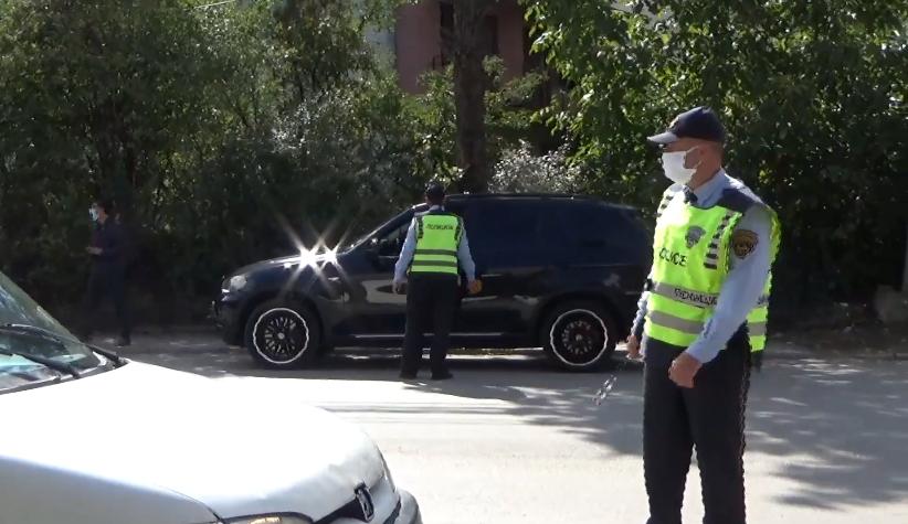 Во Скопје казнети 64 казнети возачи