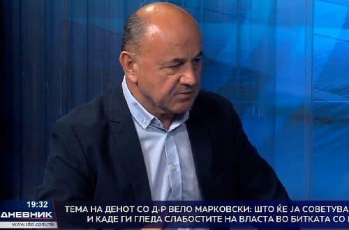 Марковски: Неправењето скрининг кај децата многу ќе нѐ чини во следниот период, загрижувачка е смртноста во Македонија