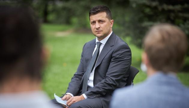 Претседателот на Украина е во болница поради ковид-19