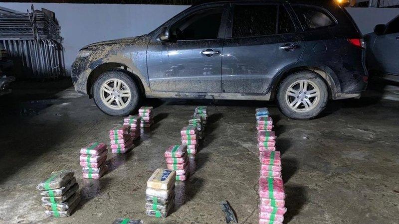 Гувернер во Панама уапсен за шверцување 79 пакети со кокаин