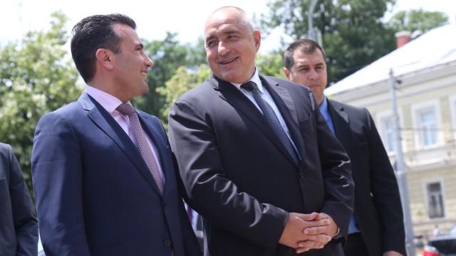 Заев не слушнал и не видел дека треба да добиеме бугарски корени за да почнеме преговори