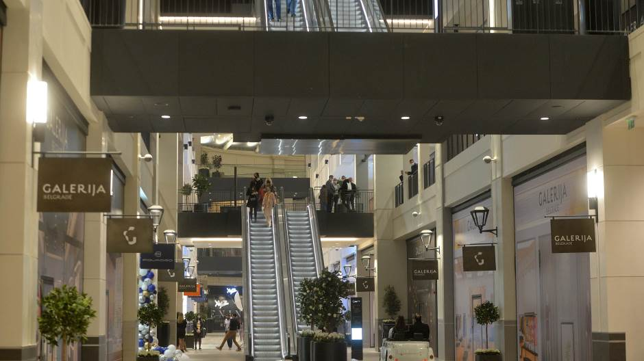 Во Белград отворен најголемиот шопинг центар на Балканот