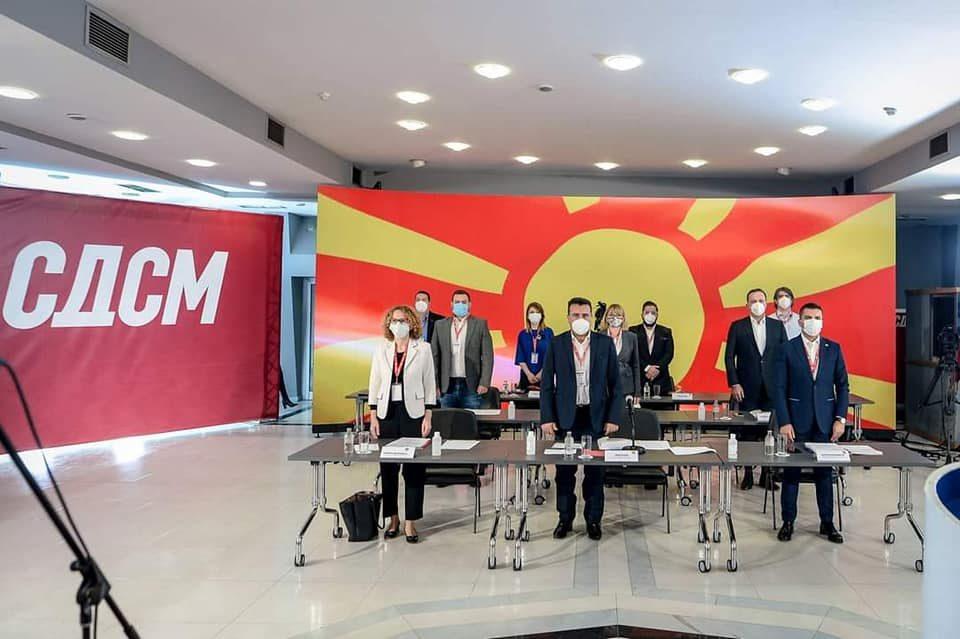 Николовски: СДСМ ќе има од двајца до четворица потпретседатели