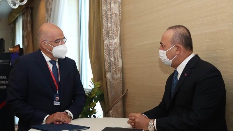 Чавушоглу: Турција и Грција се согласија да одржат разговори