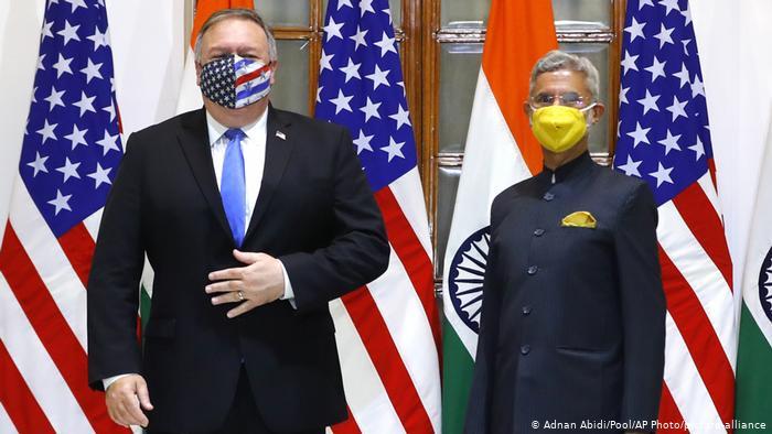 САД и Индија потпишаа одбранбен пакт