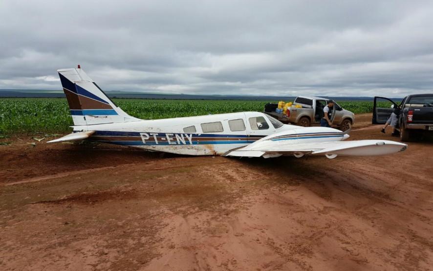 Авион со 400 килограми кокаин се урна во Мексико