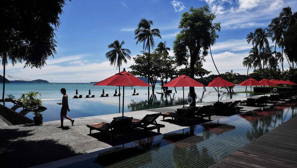 Луксузен карантин за долгогодишни одмори, Тајланд отворен за туристи за прв пат од март