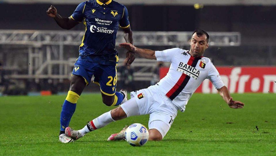 Без голови во Верона, Пандев одигра 80 минути