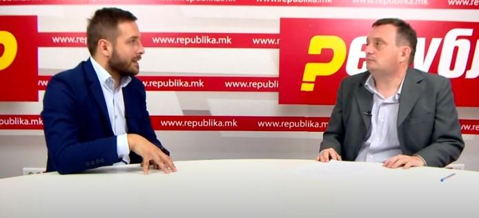 Обвинителството на Рускоска е во директна спрега и команда со Зоран Заев