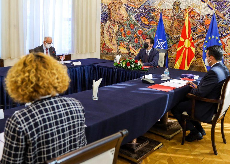 ВО ЖИВО: Изјави по завршување на Советот за безбедност