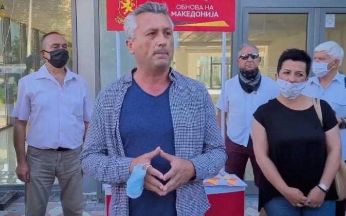 Сајковски веднаш се фати за работа: Oптимист сум дека ќе успеам да го обединам членството