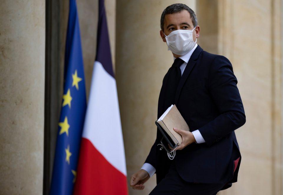 Турција не треба да се меша во работите на Франција, предупреди францускиот прв полицаец