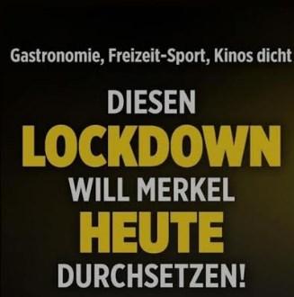 Германија од денеска под клуч: Се затвораат ресторани, кафулиња, хотели, бордели
