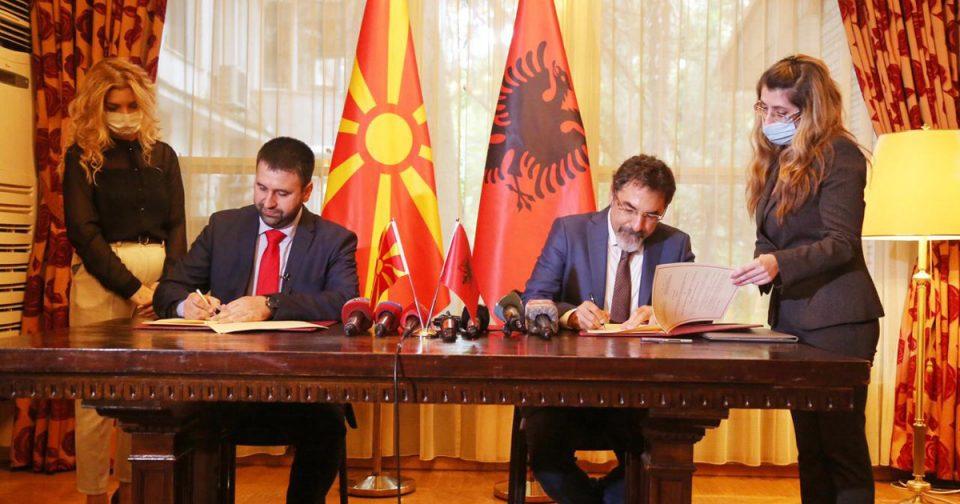 Македонија и Албанија се договорија за признавање на фитосанитарните сертификати