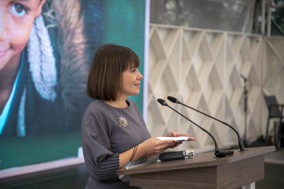 """Мила Царовска го потврди случајот со заразената наставничка во """"Гоце Делчев"""""""