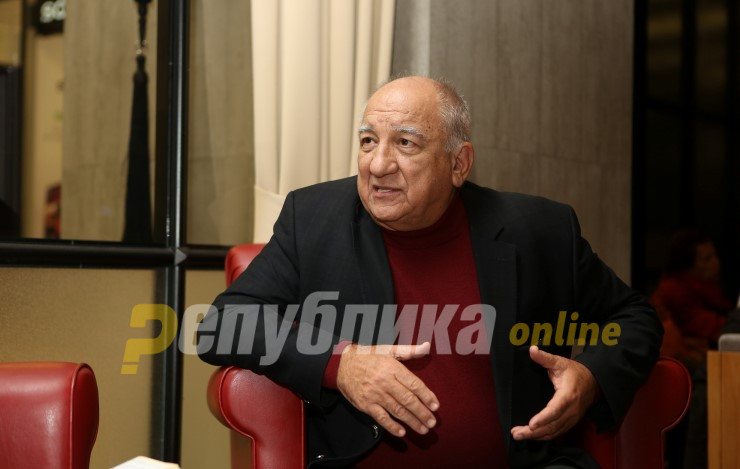 Иван Бекјарев, популарниот Курчубиќ, позитивен на коронавирус