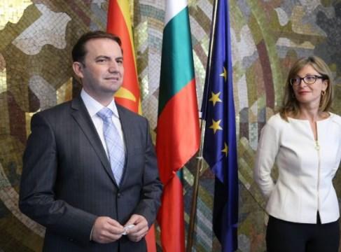 Османи потврди: Бугарија бара да прифатиме дека македонскиот јазик е заснован на западно-бугарски дијалект