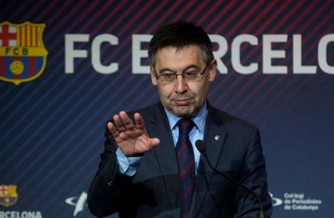 Претседателот на Барселона поради кој Меси сакаше да си замине останува во клубот