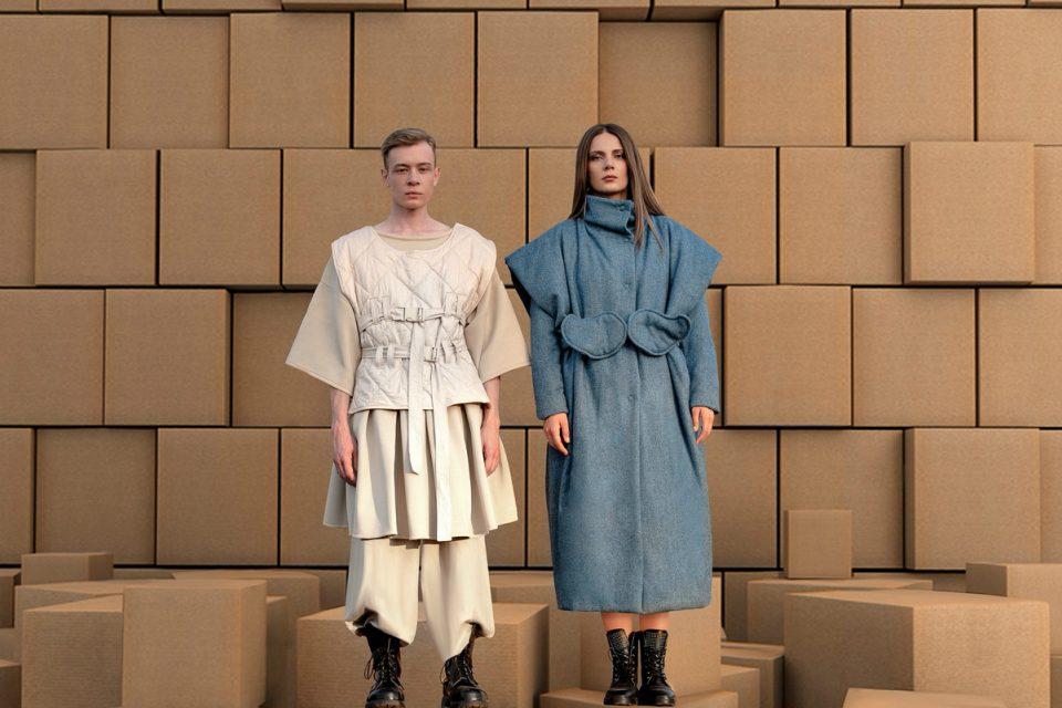 """Новата колекција на модната дизајнерка Стефанија Насеска """"Патување"""" е комплетно одржлива"""