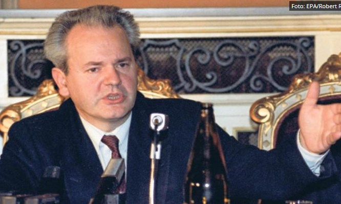 """""""Ало, дајте ми го главниот уредник"""": Mилошевиќ во живо од Хаг се јавил во програмата на """"Фокс њуз"""""""