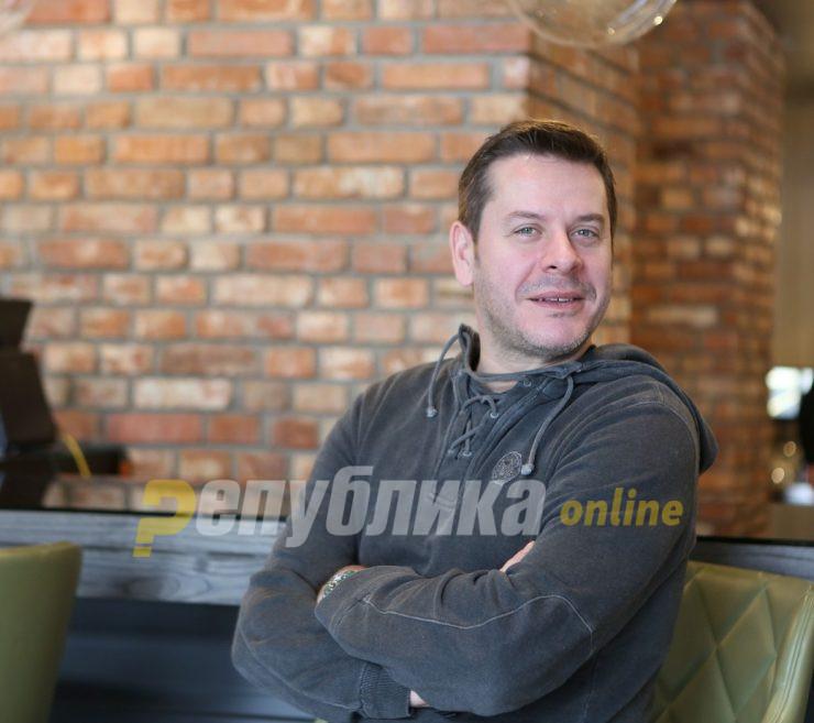 Владо Георгиев цели 10 години не смее да влезе во родната земја