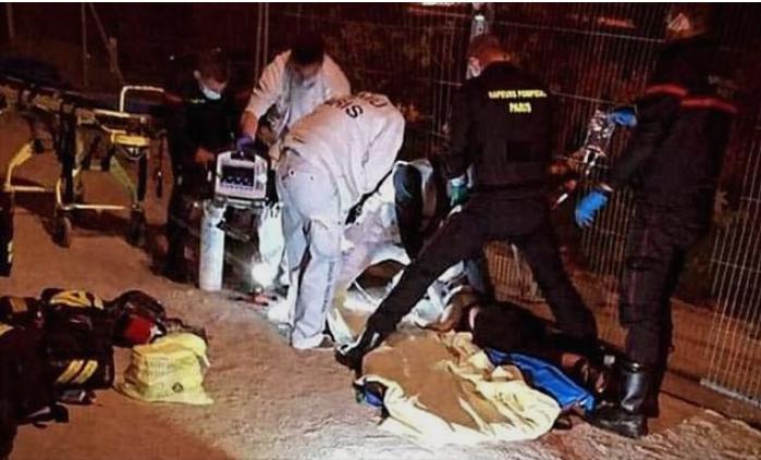 Две муслиманки брутално избодени под Ајфеловата кула