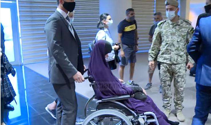 Жена на албански борец во ИСИС се врати во Албанија: По загинувањето на сопругот ме омажија за Лавдрим Мухаџери