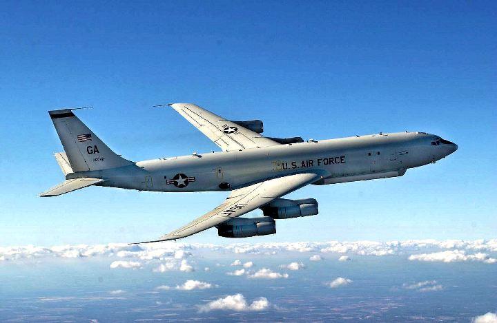 Американски шпионски авион надлетува околу Северна Кореја