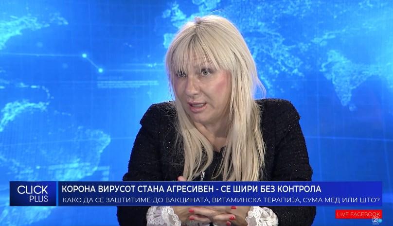 Д-Р Софијанова: Сите маски штитат, но овие се најдобри