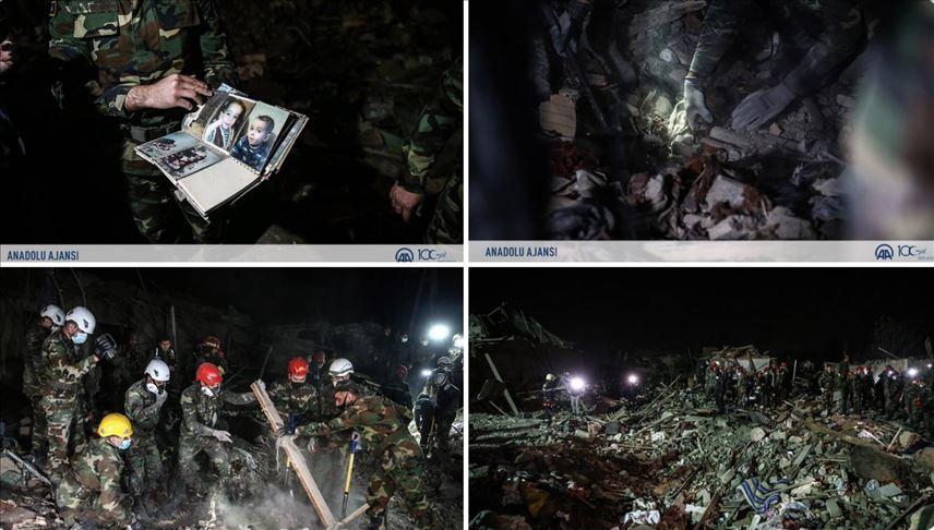Ракетен напад вo Aзербејџан, 12 загинати и 40 повредени
